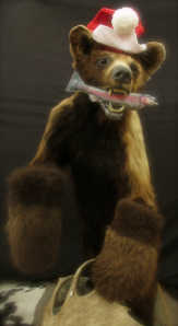 Bear w:Gloves
